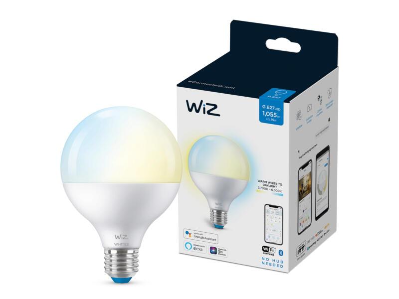 Wiz ampoule LED sphérique E27 11W dimmable