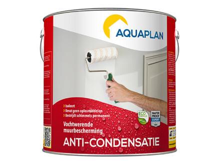 Aquaplan anti-condensatie coating 2,5l wit