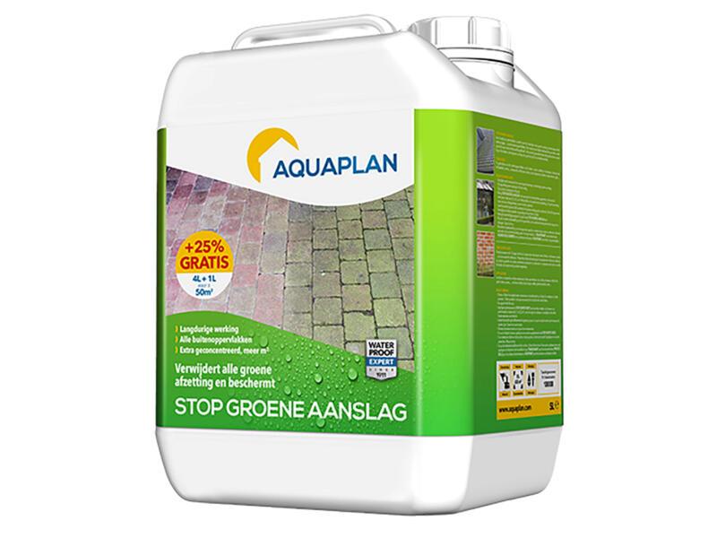 Aquaplan anti-dépôts verts 4l + 25%