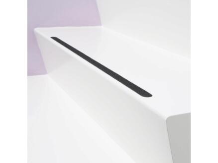 Secucare antislip sticker langwerpig 600x19 mm zwart 15 stuks