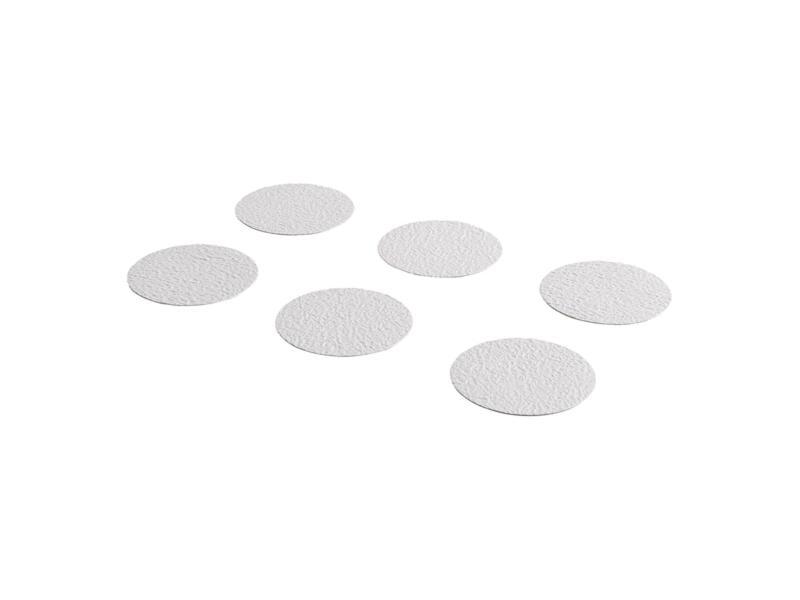 Secucare antislip sticker rond douche en bad 35mm wit 32 stuks