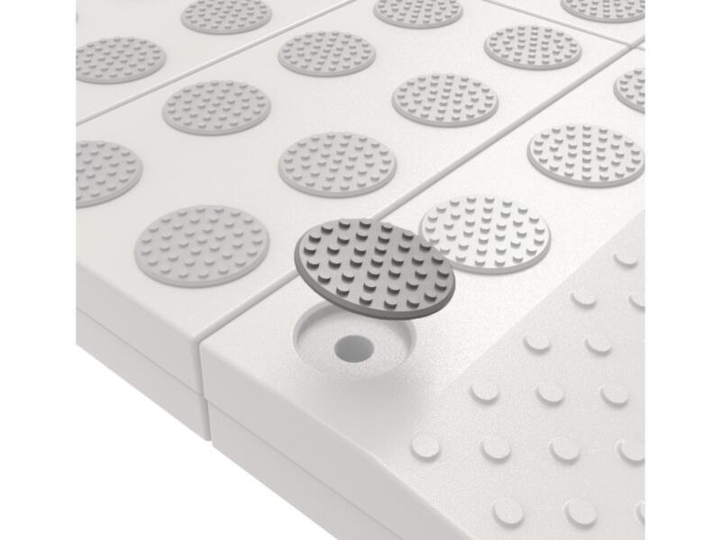 Secucare antislipdop voor modulaire drempelhulp grijs/bruin 14 stuks