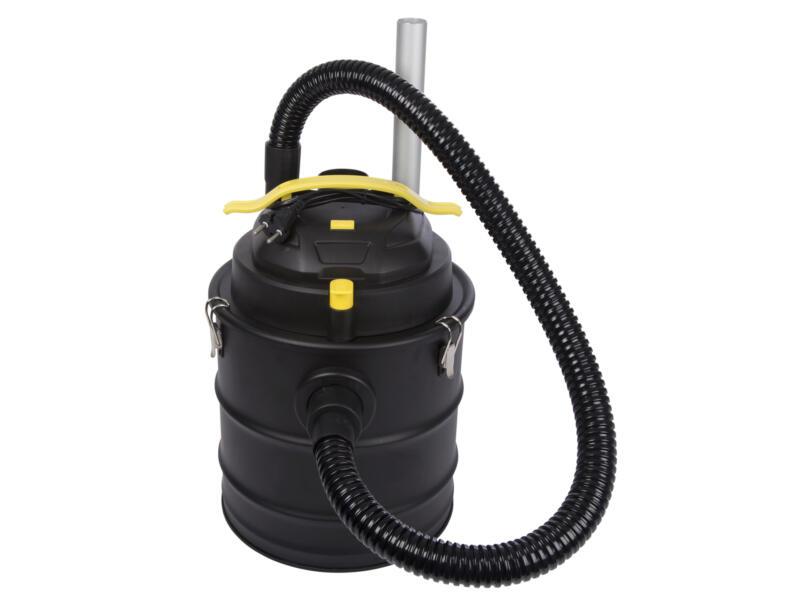 Perel aspirateur vide-cendres avec fonction autonettoyage de filtre 1200W 20l