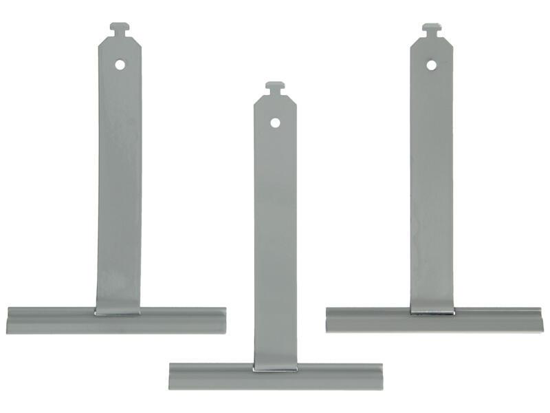 Sam attache-tablier mini pour volet roulant 136mm 3 pièces