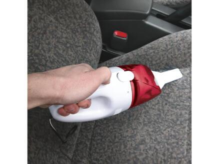 Carpoint autostofzuiger zonder zak 12V + 1 accessoire