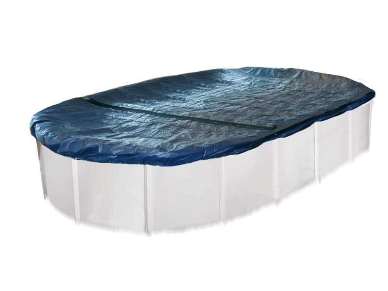 Interline bâche d'hivernage pour piscine 850x490 cm