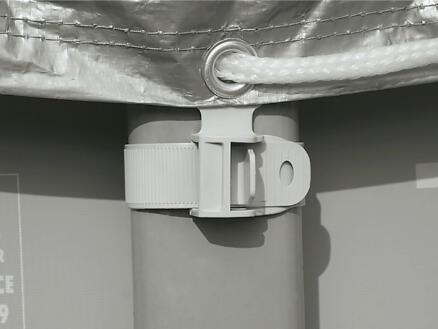 Intex bâche pour piscine Frame 488cm