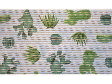 Finesse badmat 80x50 cm cactus blue