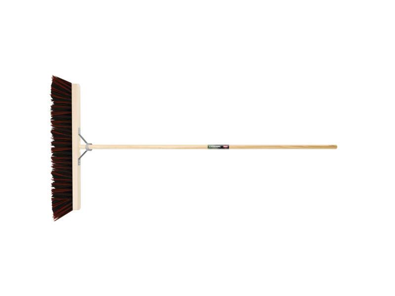 Polet balai de ménage 60cm arenga + manche 140cm