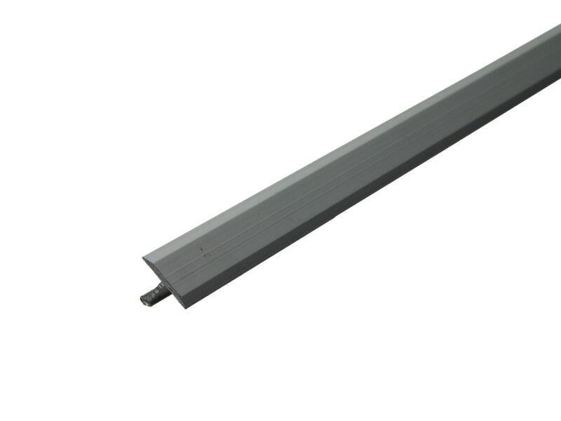 Arcansas barre de seuil 180cm 14mm aluminium mat anodisé