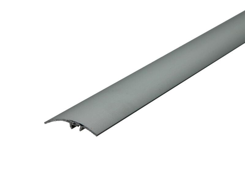 Arcansas barre de seuil vis cachées 180cm 30mm aluminium