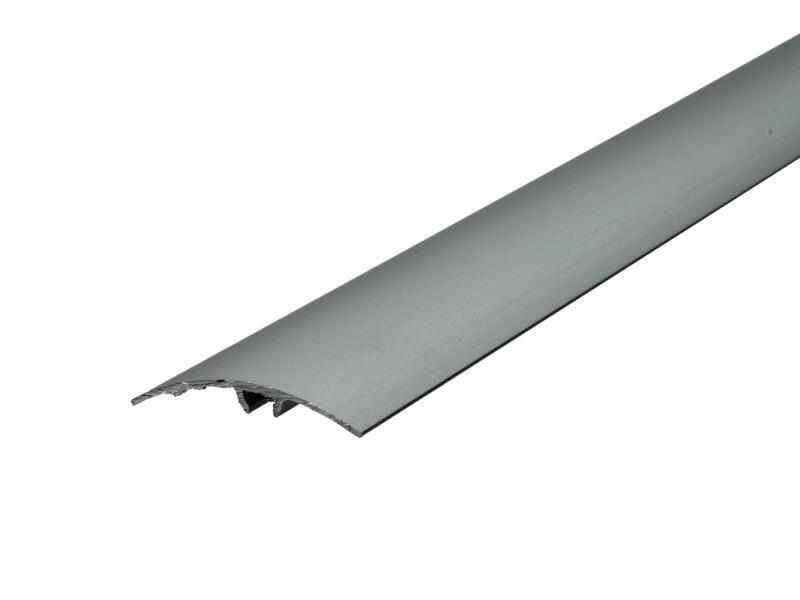 Arcansas barre de seuil vis cachées 180cm 40mm aluminium