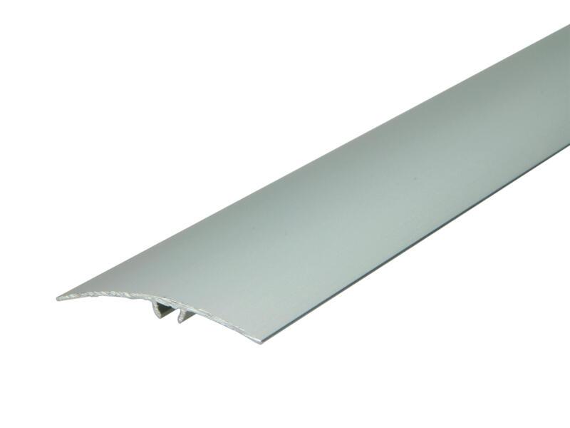 Arcansas barre de seuil vis cachées 180cm 50mm aluminium