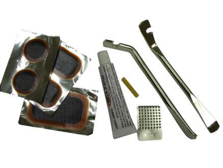 Maxxus basic reparatietasje met inhoud