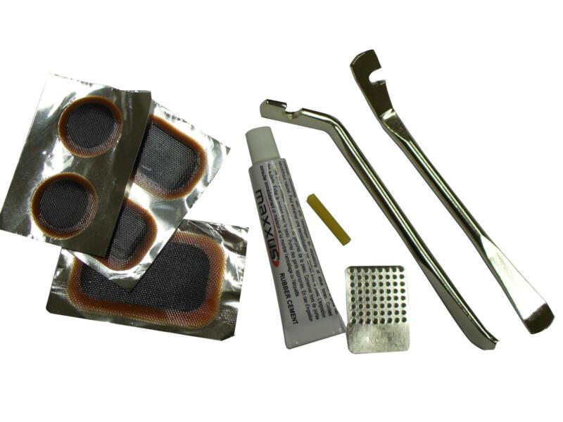 Maxxus basic sacoche de selle + matériel de réparation