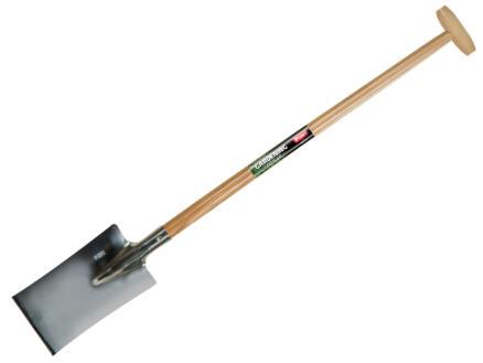 Polet bêche de jardin 28x15 cm + manche T 90cm