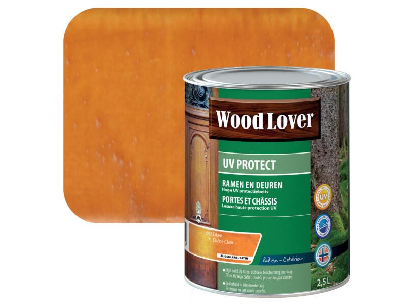 Wood Lover beits UV ramen & deuren 2,5l eiken #693