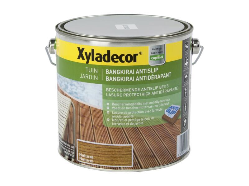 Xyladecor beits antislip 2,5l naturel