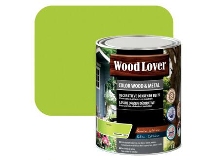 Wood Lover beits hout & metaal 1l lemon #880