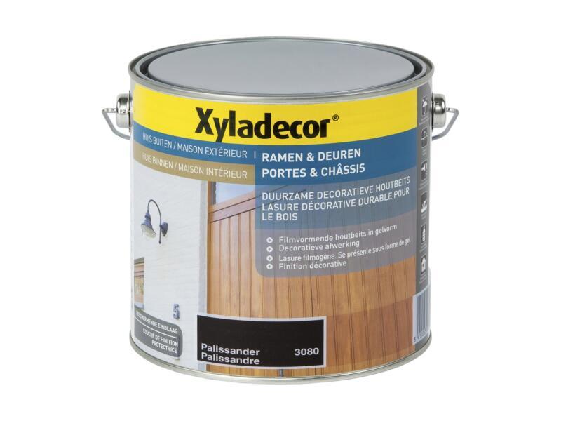 Xyladecor beits ramen & deuren 2,5l palissander
