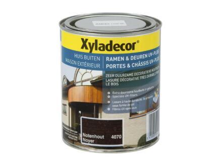 Xyladecor beits ramen & deuren UV-plus 0,75l notenhout