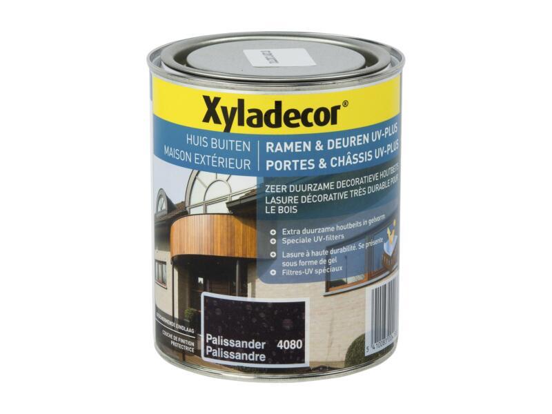 Xyladecor beits ramen & deuren UV-plus 0,75l palissander