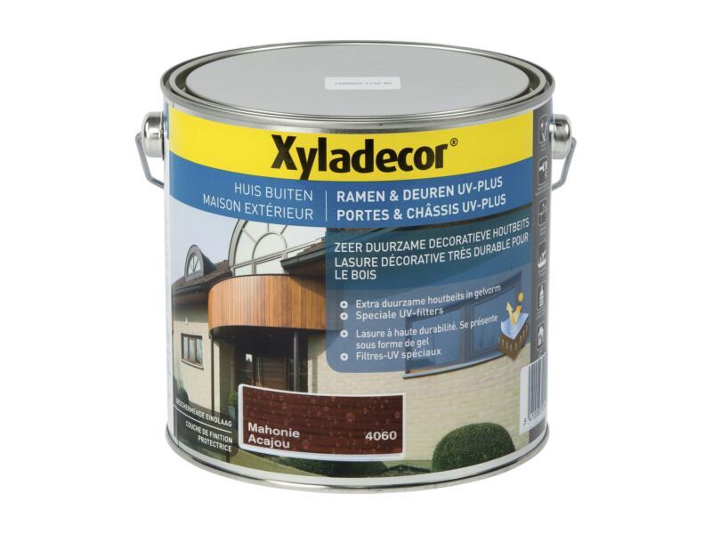 Xyladecor beits ramen & deuren UV-plus 2,5l mahonie