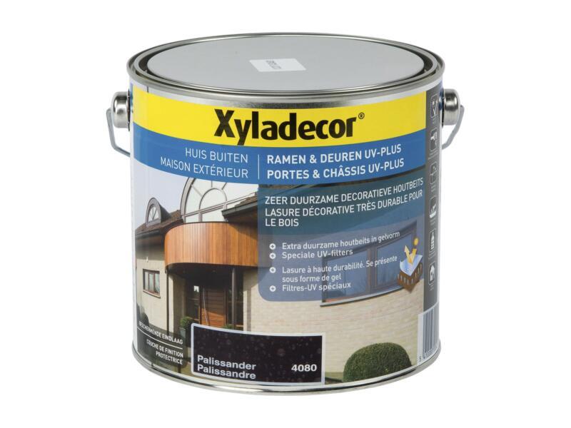 Xyladecor beits ramen & deuren UV-plus 2,5l palissander