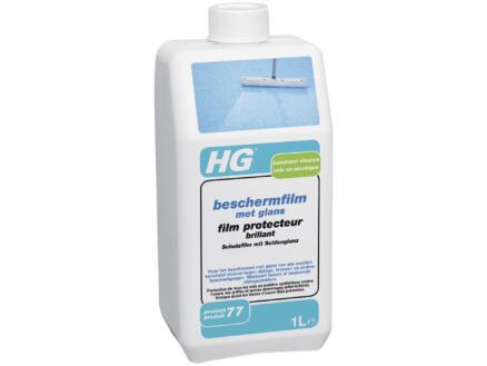 HG beschermfilm met glans kunststof vloeren 1l