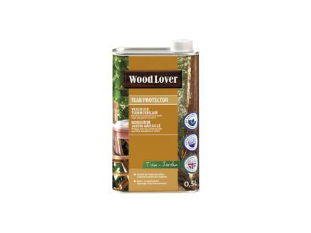 Wood Lover bescherming teak 0,5l kleurloos