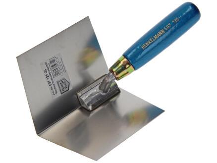 Jung binnenhoektruweel 12,5cm scherp inox