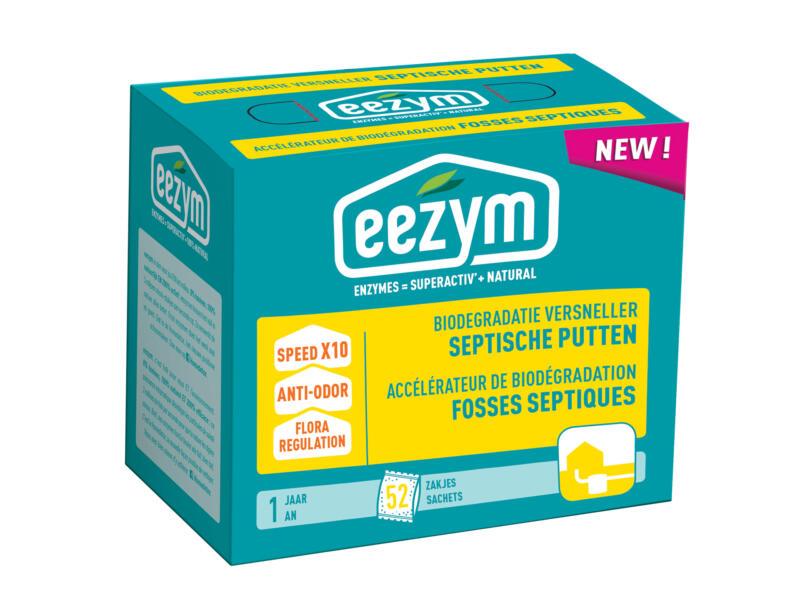 eezym biodegradatieversneller septische putten 52 oplosbare zakjes