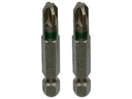 Mack bit PZ3 50mm 2 stuks
