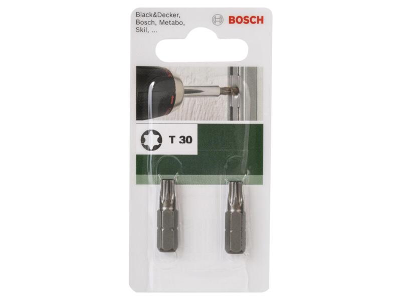 Bosch bit Torx TX30 2 stuks