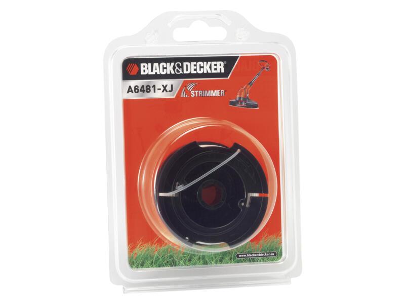 Black+Decker bobine coupe-bordures 1,5mm 10m