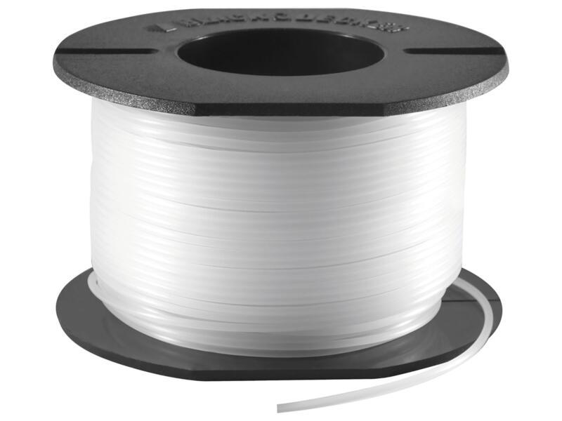 Black+Decker bobine de fil pour coupe-bordures 1,5mm 37,5m