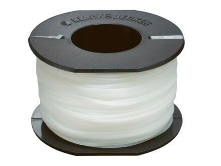Black+Decker bobine de fil pour coupe-bordures 1,5mm 50m