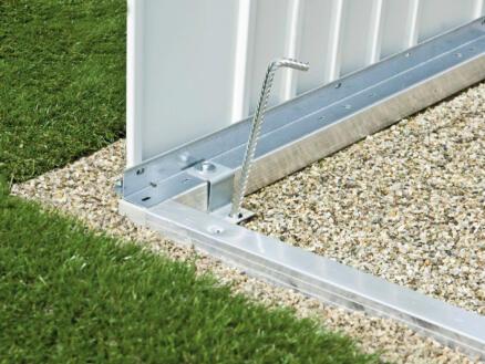 Biohort bodemframe voor tuinhuis AvantGarde A4 172x332 cm