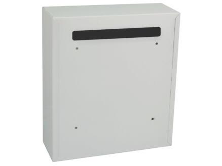 Practo Garden boîte aux lettres d'intérieur blanc