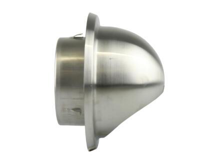 Renson bolrooster 100mm inox