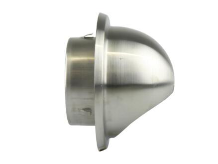 Renson bolrooster 150mm inox