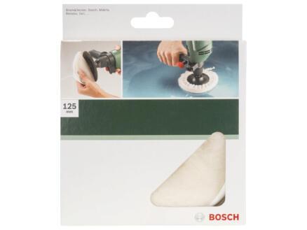 Bosch bonnet de polissage 125mm