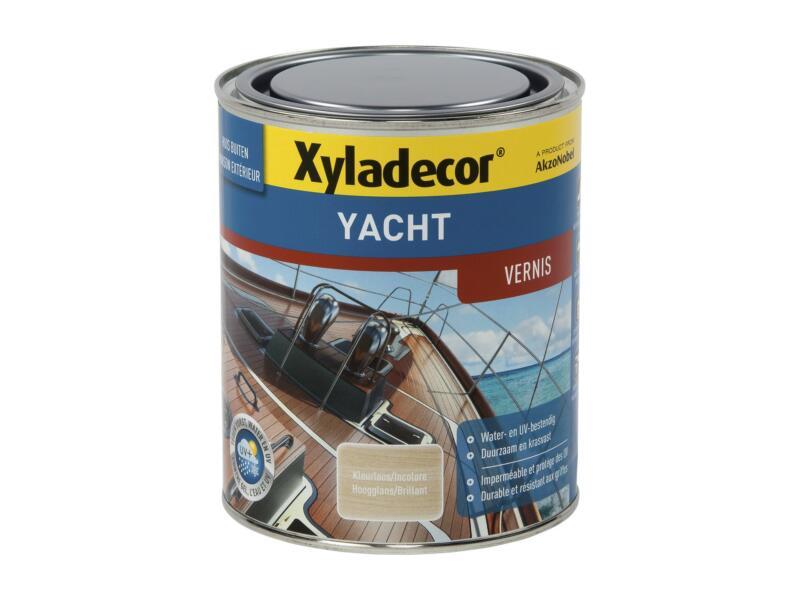 Xyladecor bootvernis hoogglans 0,75l kleurloos