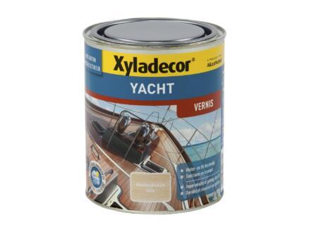 Xyladecor bootvernis zijdeglans 0,75l kleurloos