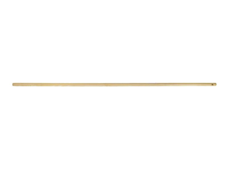Polet borstelsteel 140cm 24mm hout