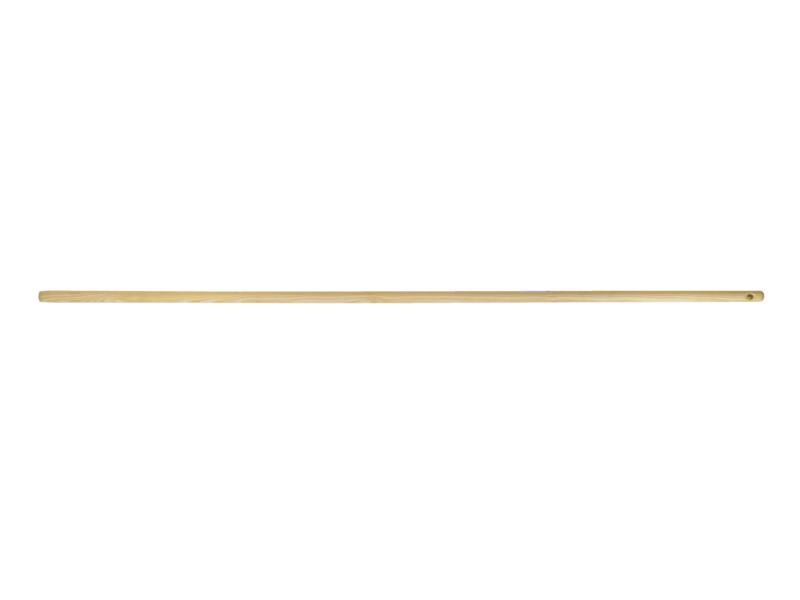 Polet borstelsteel 140cm hout
