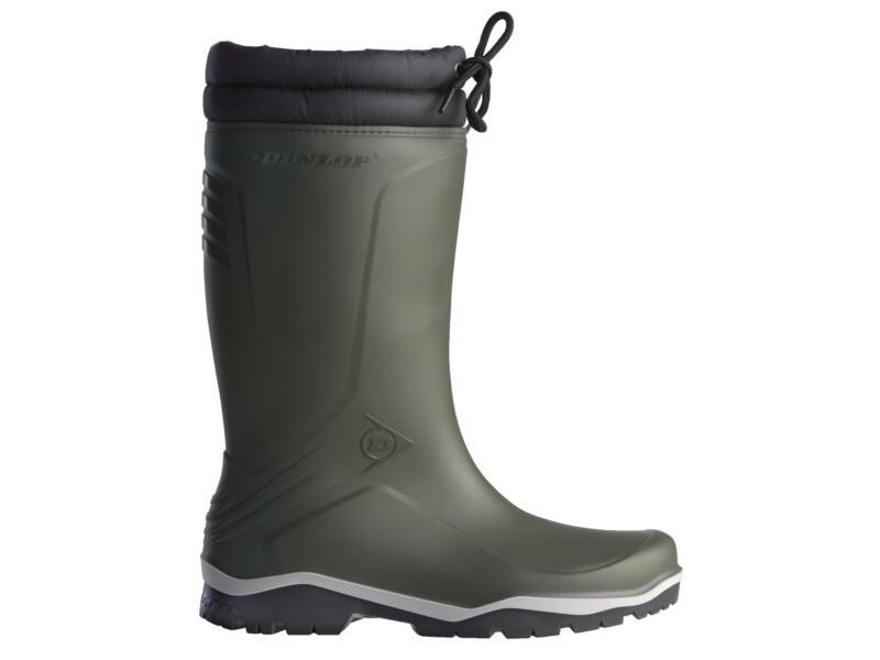 Dunlop botte d'hiver 39 vert