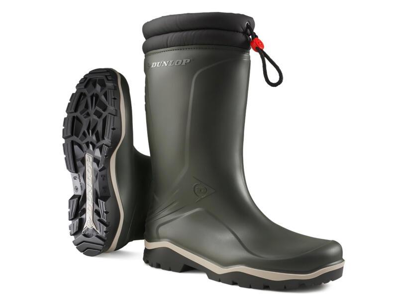 Dunlop botte d'hiver 43 vert