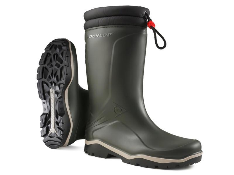 Dunlop botte d'hiver 44 vert