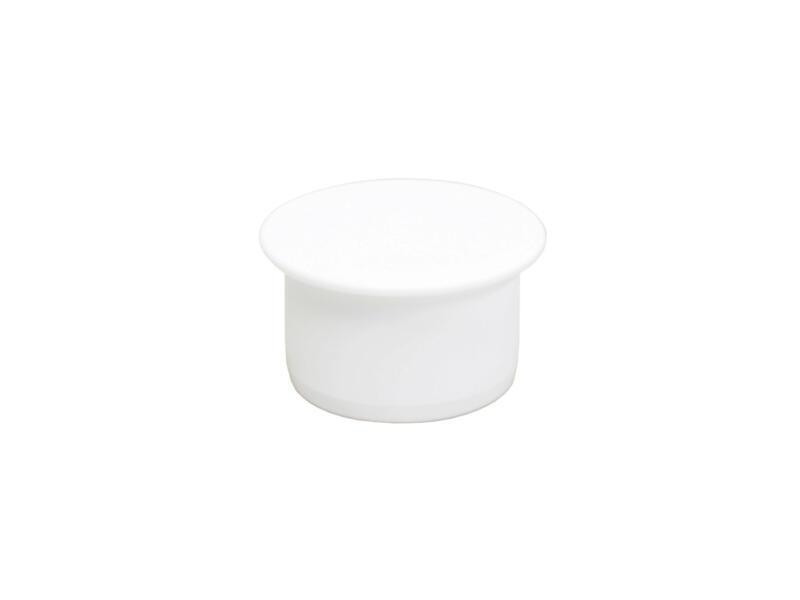 Scala bouchon 75mm polypropylène blanc